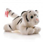 Мягкая игрушка Aurora Аврора Тигр белый, 28 см