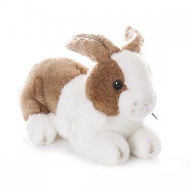 Мягкая игрушка Aurora Аврора Кролик коричневый 25 см