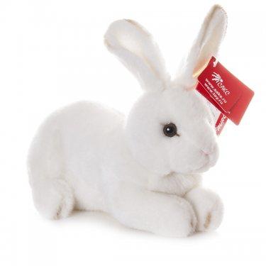 Мягкая игрушка Aurora Аврора Кролик белый 25 см