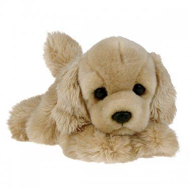 Мягкая игрушка Aurora Аврора Бордер Кокер-спаниель щенок 22 см
