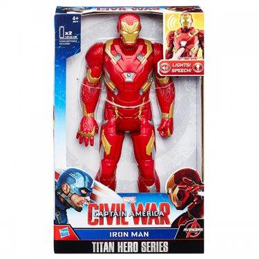 Интерактивная игрушка Железный Человек (30 см)