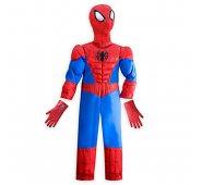 Костюм Человека Паука с мускулатурой (5-6 лет)