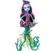 Кукла Монстр Хай Поси (Посеа) Большой Кошмарный Риф