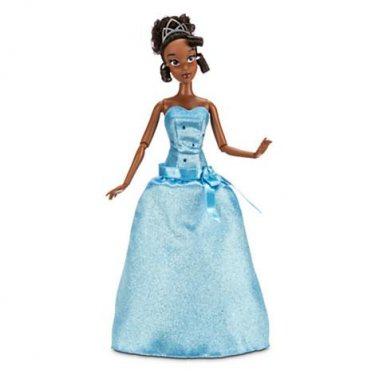 Кукла Принцесса Тиана в синем платье (Дисней)