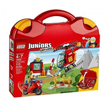 """Конструктор Lego Juniors 10685 Лего Джуниорс Чемоданчик """"Пожар"""""""