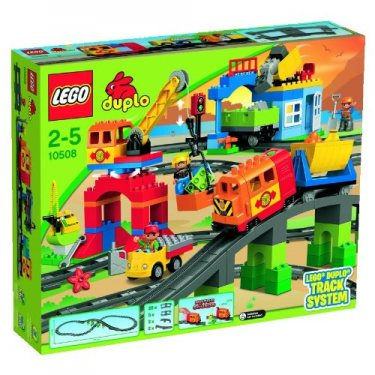 Конструктор Lego Duplo 10508 Лего Дупло Большой поезд