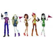 Набор из 5-и кукол Мы Студенты Монстры