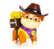 Щенок Крепыш в ковбойской шляпе с рюкзачком-трансформером