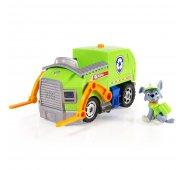 Роки и его грузовичок со звуковыми и световыми эффектами