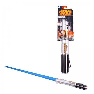 Раздвижной меч Энакина Скайвокера (Звездные Войны) синий