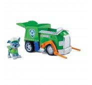 Роки и спасательный грузовичок