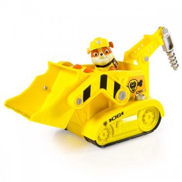Щенок Крепыш и его грузовичок со звуковыми и световыми эффектами