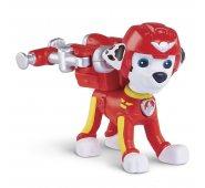 Щенячий патруль - щенок Маршал воздушный спасатель с рюкзаком-трансформером