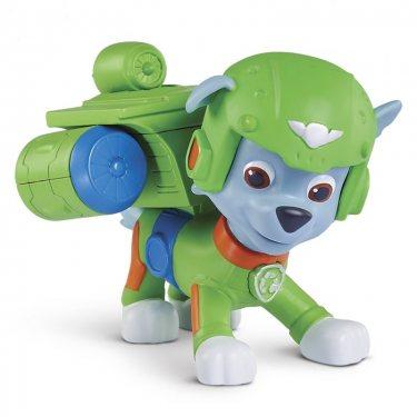 Щенячий патруль - щенок Роки воздушный спасатель с рюкзаком-трансформером