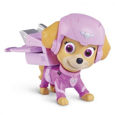 Щенячий патруль - щенок Скай воздушный спасатель с рюкзаком-трансформером