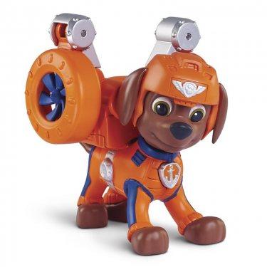 Щенячий патруль - щенок Зума воздушный спасатель с рюкзаком-трансформером