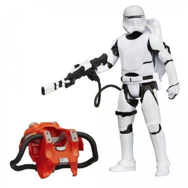 Звездные войны фигурка Штурмовик с огнеметом (9,5 см)