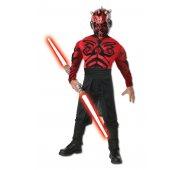Игровой костюм Дарта Мола Звездные войны рельефный (7-9 лет)