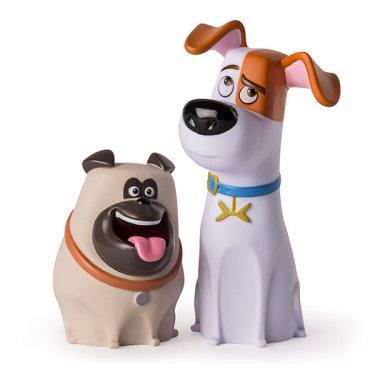 Тайная жизнь домашних животных 2 фигурки Макс и Мэлл