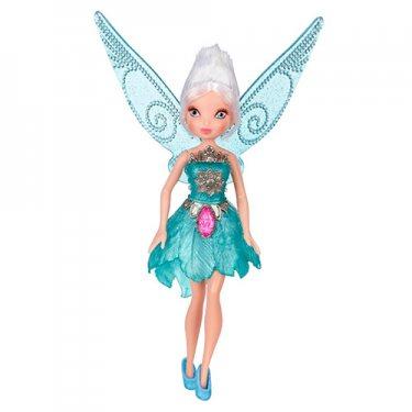 Кукла Disney Fairies Дисней Фея Незабудка 11 см, кукла с волосами