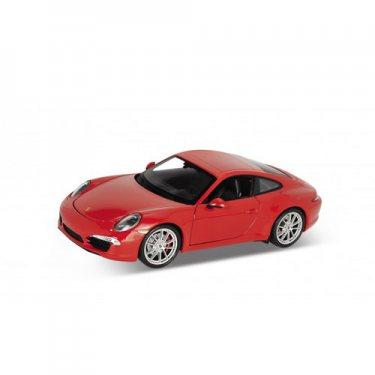 Машинка Welly 24040 Велли Модель машины 1:24 Porsche 911 (991)