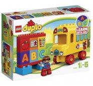 Конструктор Lego Duplo Лего Дупло Мой первый автобус 10603