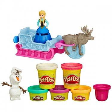 Набор для творчества Play-Doh B1860 Игровой набор Холодное Сердце