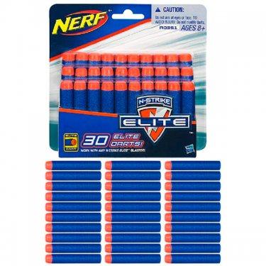 Игрушечное оружие NERF Нерф 30 стрел для бластеров Элит