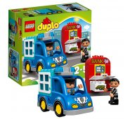 Конструктор Lego Duplo Лего Дупло Полицейский патруль 10809