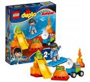 Конструктор Lego Duplo Лего Дупло Космические приключения Майлза 10824
