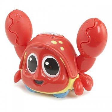 Игрушка для малышей Little Tikes Литл Тайкс Шустрый краб, с датчиком движения