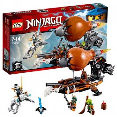 Конструктор Lego Ninjago Лего Ниндзяго Дирижабль-штурмовик 70603