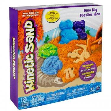 Кинетический песок Kinetic sand Кинетик сэнд Игровой набор Кинетический песок c формочками в ассортименте