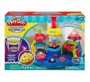 """Пластилин Play-Doh Игровой набор пластилина """"Фабрика пирожных"""""""
