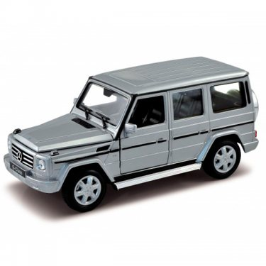 Машинка Welly 39889 Велли Модель машины 1:32 Mercedes-Benz GLK