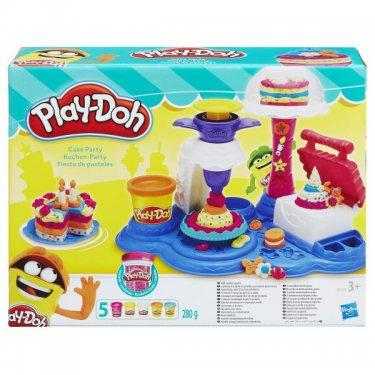 """Пластилин Play-Doh Игровой набор """"Сладкая вечеринка"""""""