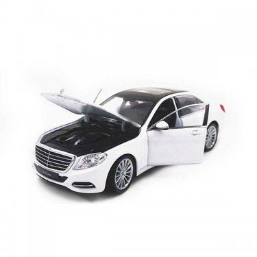 Машинка Welly 24051 Велли Модель машины 1:24 Mercedes-Benz S-Class
