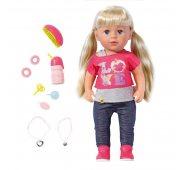 Интерактивная кукла  Бэби Борн Кукла Сестричка, 43 см