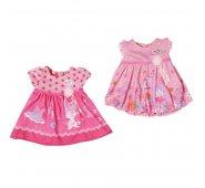 Одежда для куклы Zapf Creation Baby born Бэби Борн Одежда Платья в ассортименте