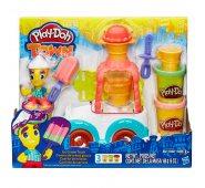 """Пластилин Play-Doh Игровой набор """"Грузовичок с мороженым"""""""