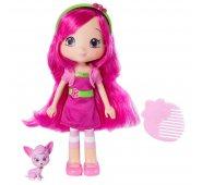 Кукла Strawberry Shortcake 12269 Шарлотта Земляничка Кукла Малинка с питомцем 15 см