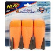 Игрушечное оружие Nerf Нерф Элит 3 ракеты
