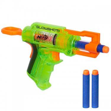 Игрушечное оружие Nerf Нерф Элит Глоушот (бластер)