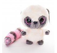 Мягкая игрушка Юху и его друзья Юху розовый, 12 см