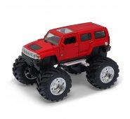 Машинка Welly 47001 Велли Модель машины 1:34-39 Hammer H3 Big Wheel