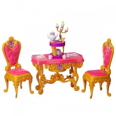 Игровой набор Принцессы Дисней чайный столик Белль