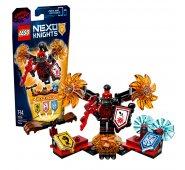 Конструктор Lego Nexo Knights Лего Нексо Генерал Магмар- Абсолютная сила 70338