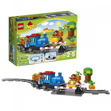 Конструктор Lego Duplo Лего Дупло Локомотив 10810