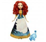Кукла Принцесса Дисней Мерида в юбке с проявляющимся принтом B5301