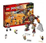 Конструктор Lego Ninjago Лего Ниндзяго Робот-спасатель 70592